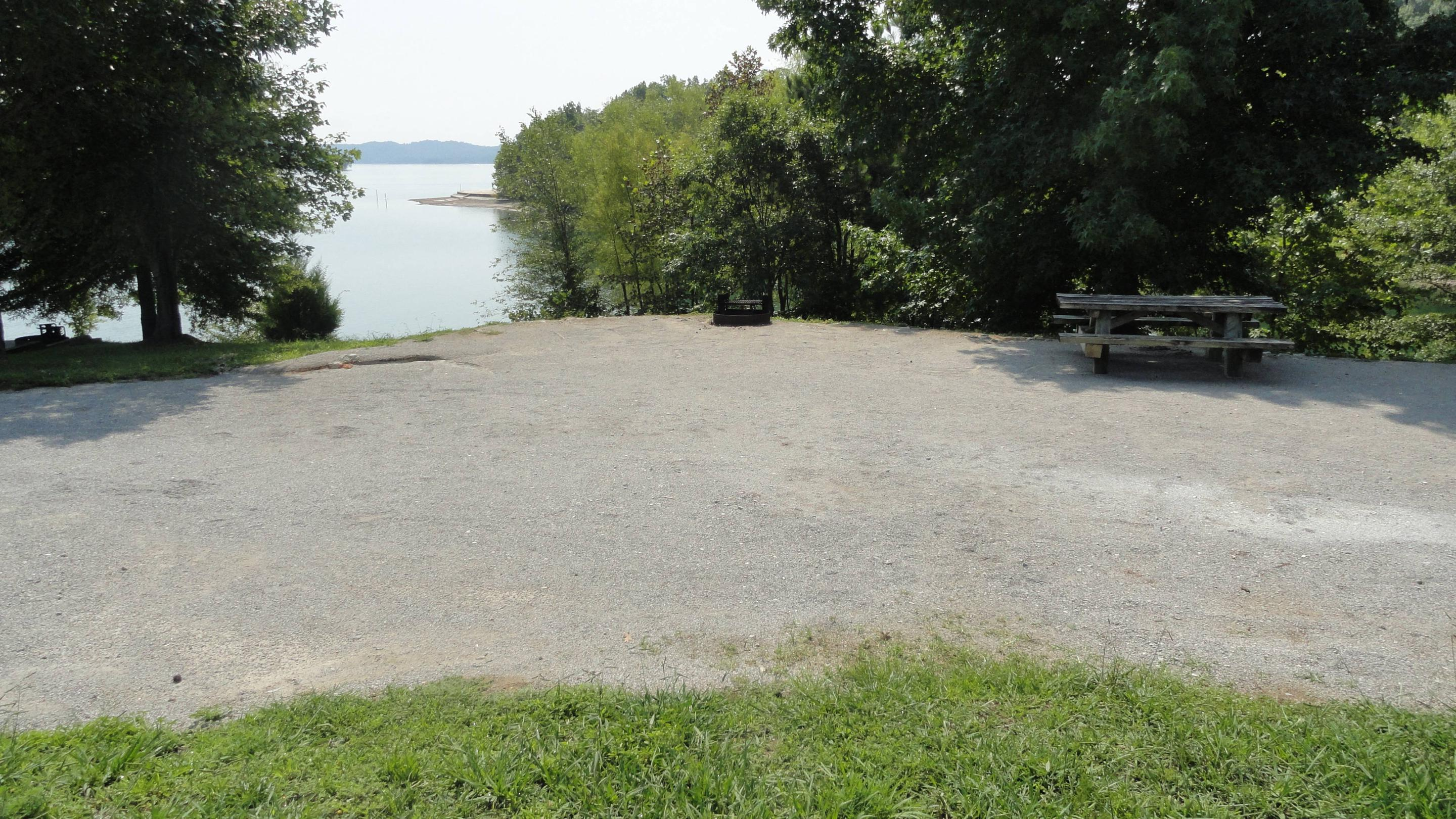 LILLYDALE CAMPGROUND SITE # 16