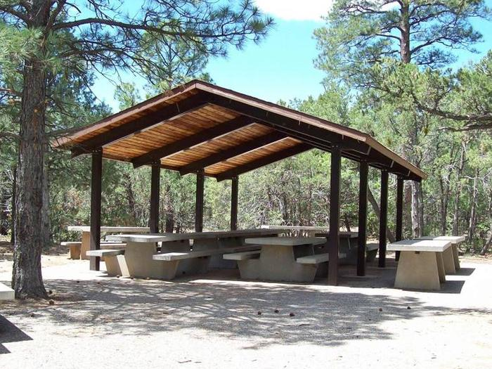 Preview photo of Oak Yucca and Locust Group Picnic Sites