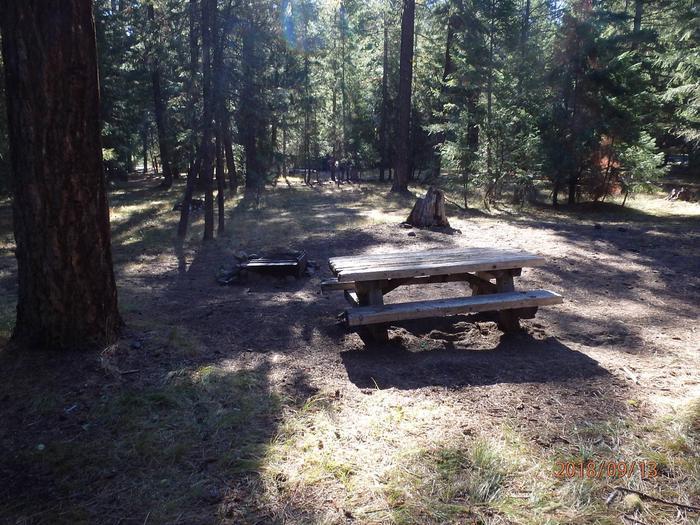 Kaner FlatNice site for tents or RV