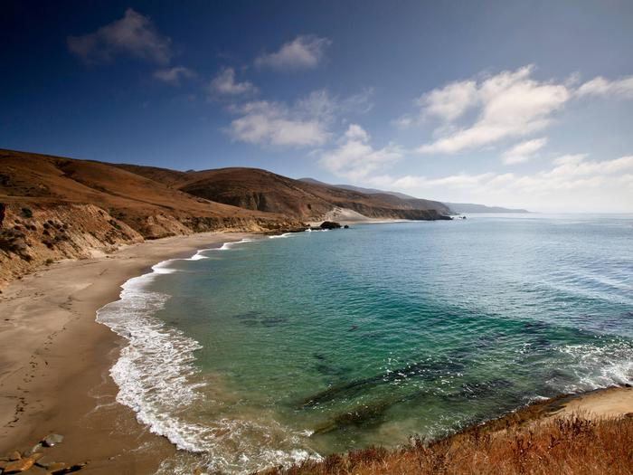 Preview photo of Santa Rosa Island Backcountry Beach Camping