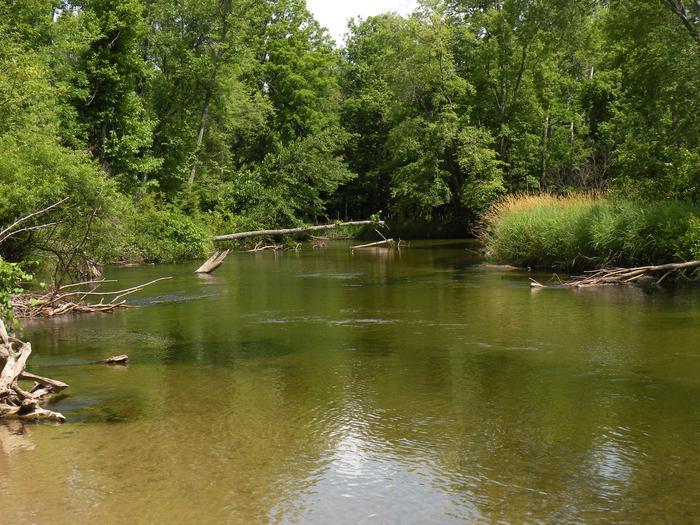 Pere Marquette National Scenic River Watercraft Permits (Huron Manistee)Pere Marquette River