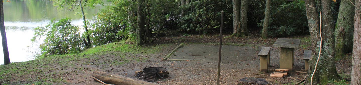 A Loop Site 9 - Tent Only Nonelectric
