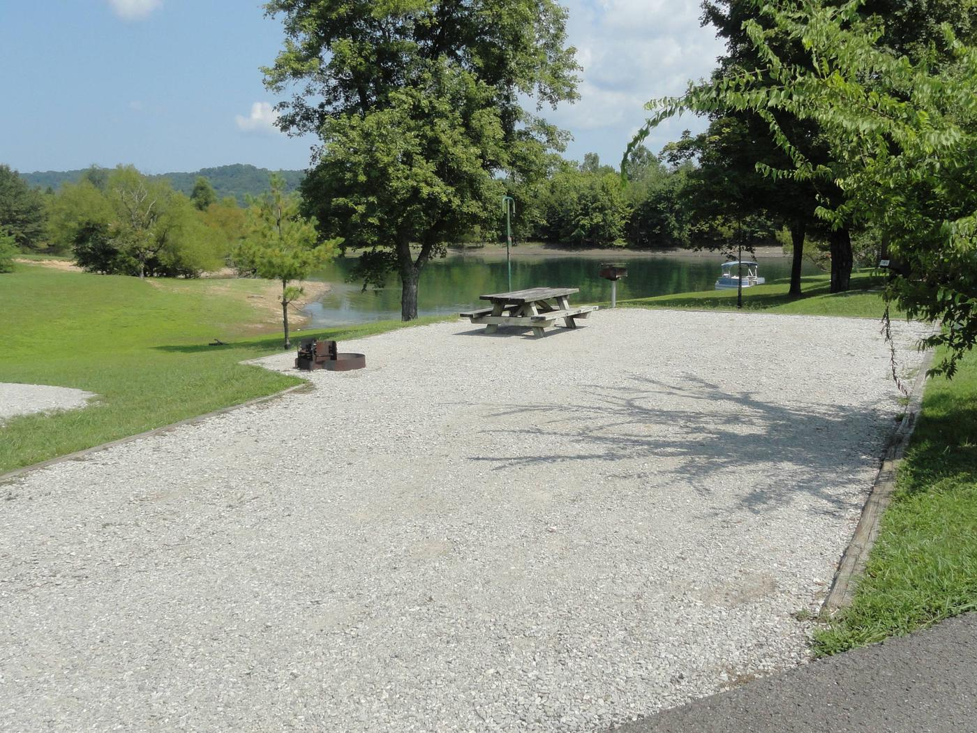 LILLYDALE CAMPGROUND SITE # 36