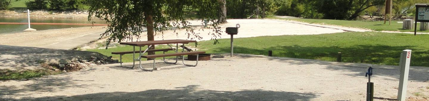 LILLYDALE CAMPGROUND SITE # 45