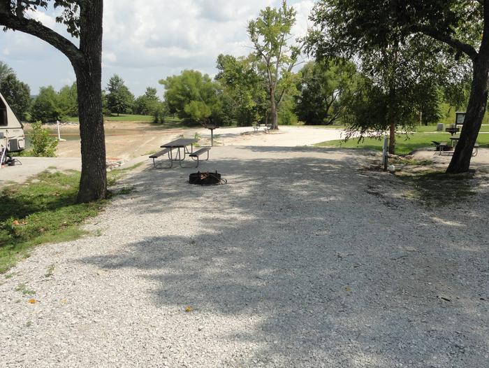 LILLYDALE CAMPGROUND SITE # 46