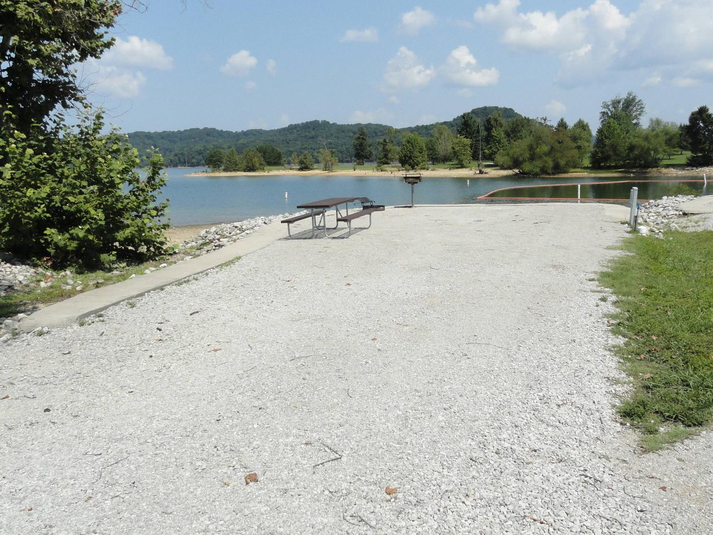 LILLYDALE CAMPGROUND SITE # 49