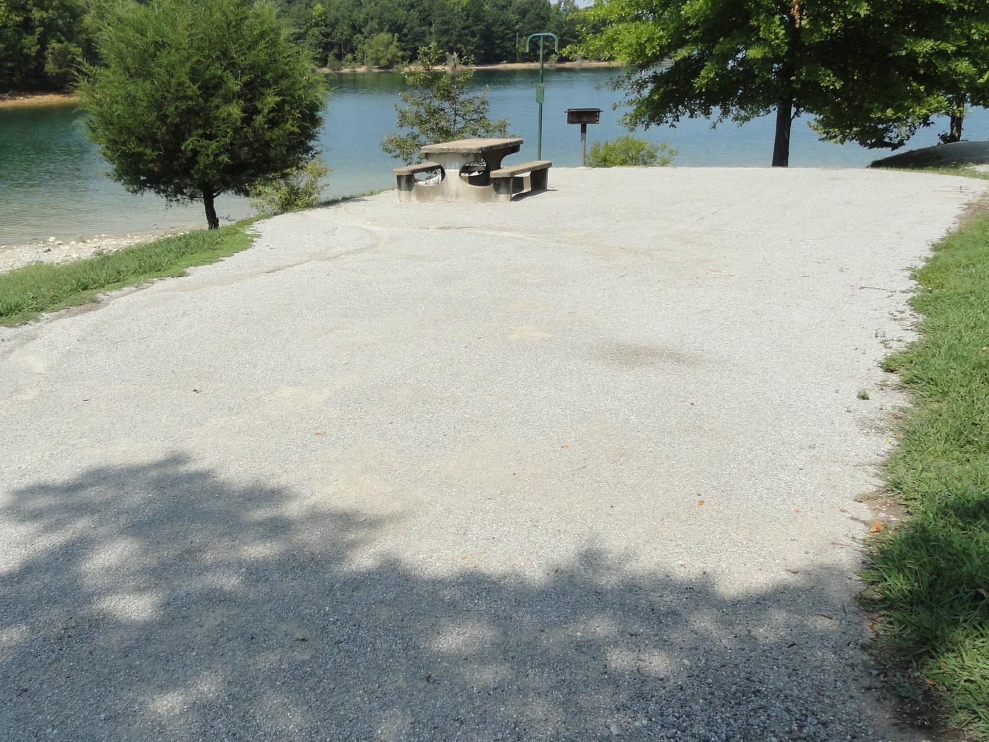 LILLYDALE CAMPGROUND SITE # 55
