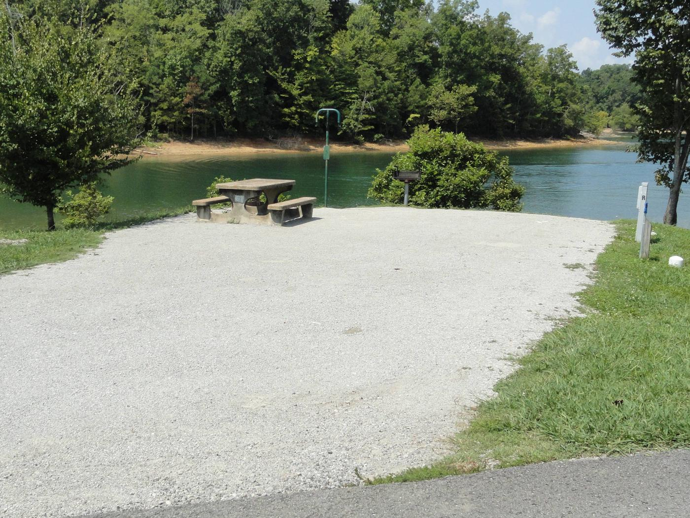 LILLYDALE CAMPGROUND SITE # 61