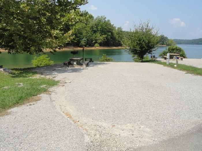 LILLYDALE CAMPGROUND SITE # 62