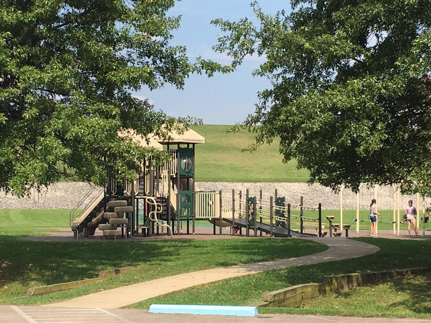PlaygroundPlayground located in between the Maple and Oak Picnic Shelters designed for 5-12 year old children.