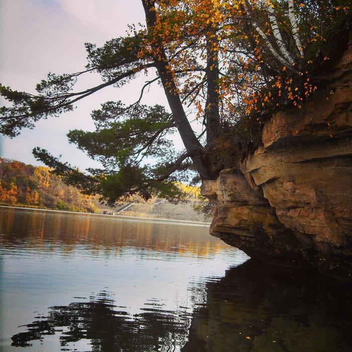 LakeScenic Spot