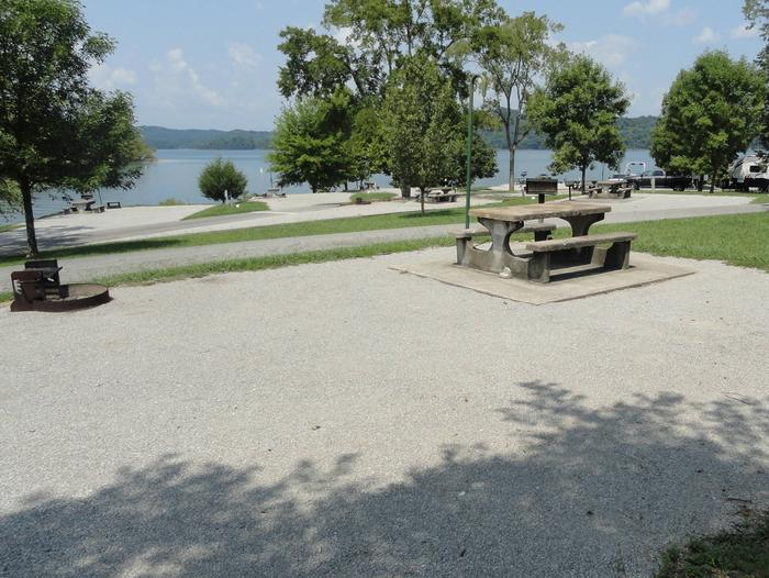 LILLYDALE CAMPGROUND SITE # 78