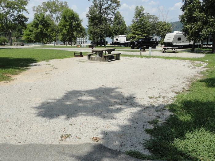 LILLYDALE CAMPGROUND SITE # 82