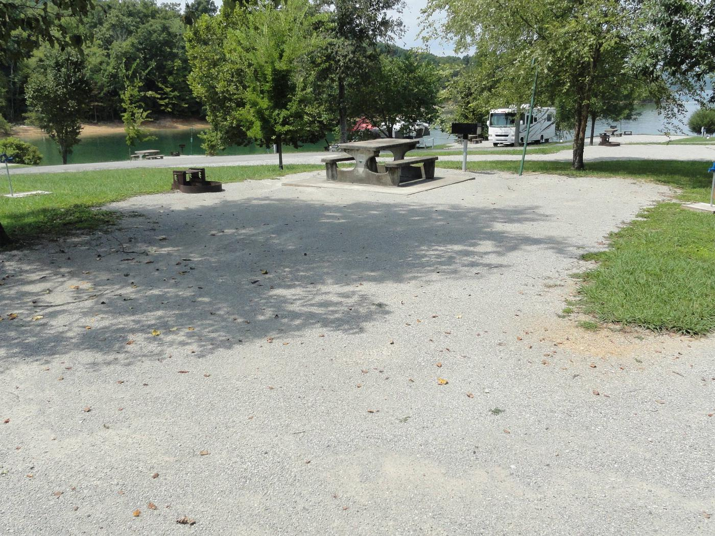LILLYDALE CAMPGROUND SITE # 86