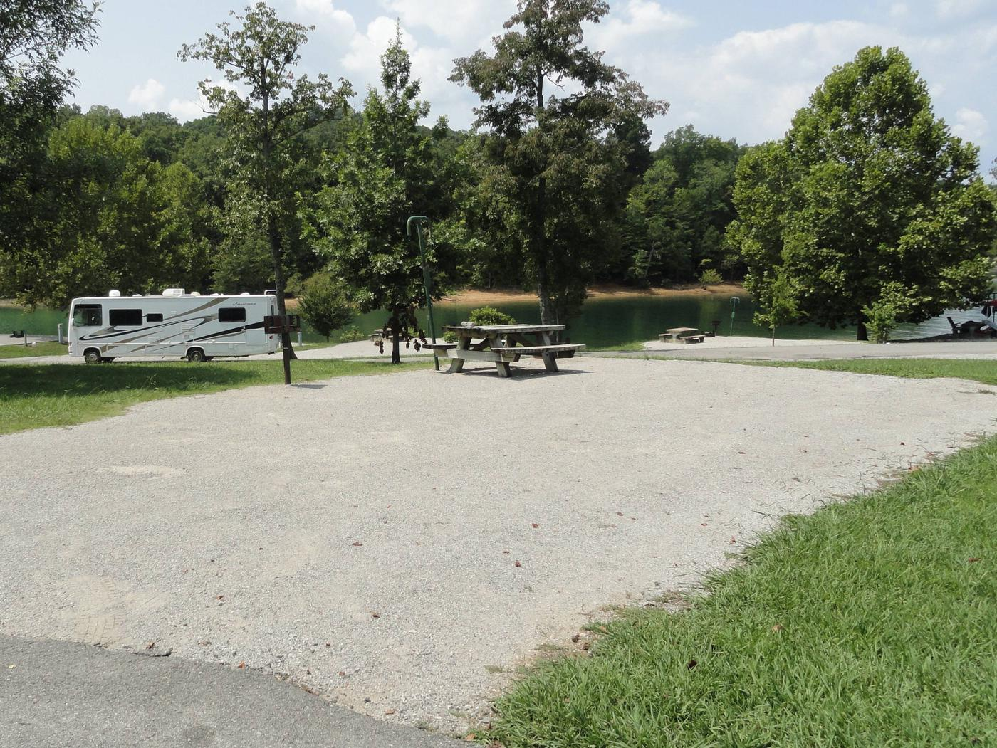 LILLYDALE CAMPGROUND SITE # 87