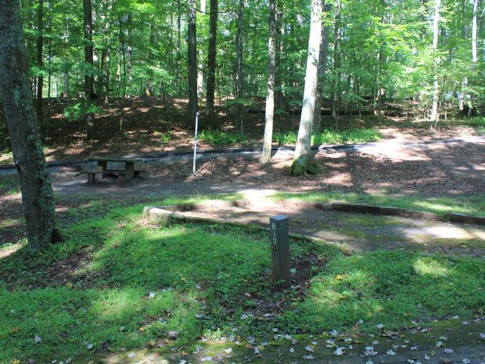 B Loop Site 12 - Tent Nonelectric