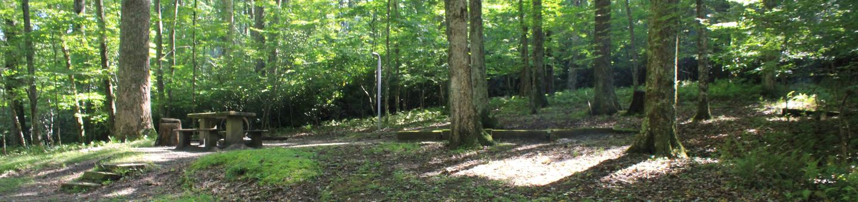 B Loop Site 14 - Tent Nonelectric