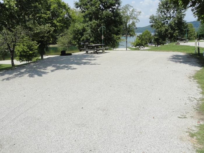 LILLYDALE CAMPGROUND SITE # 99