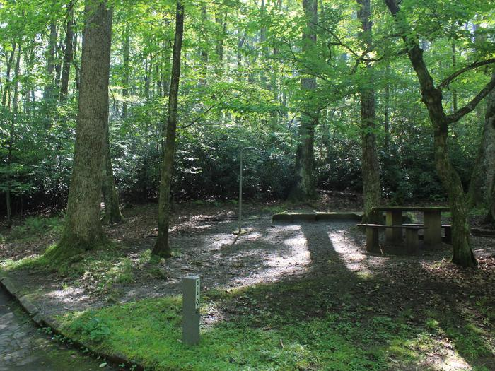 B Loop Site 16 - Tent Nonelectric