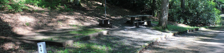 B Loop Site 19 - Tent Nonelectric