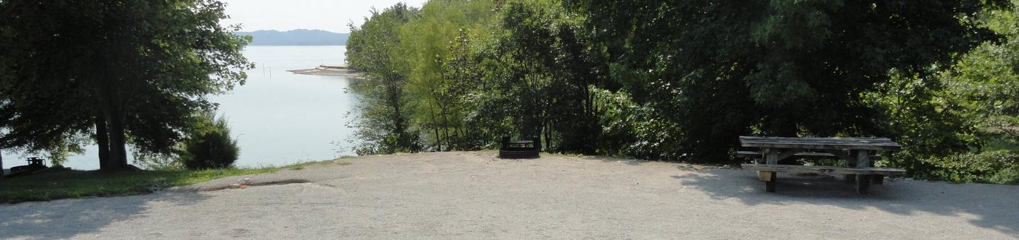 LILLYDALE CAMPGROUND SITE # 20