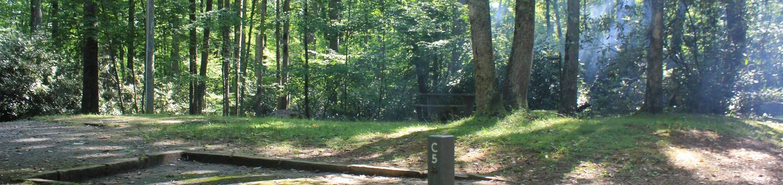 C Loop Site 5 - Tent Nonelectric