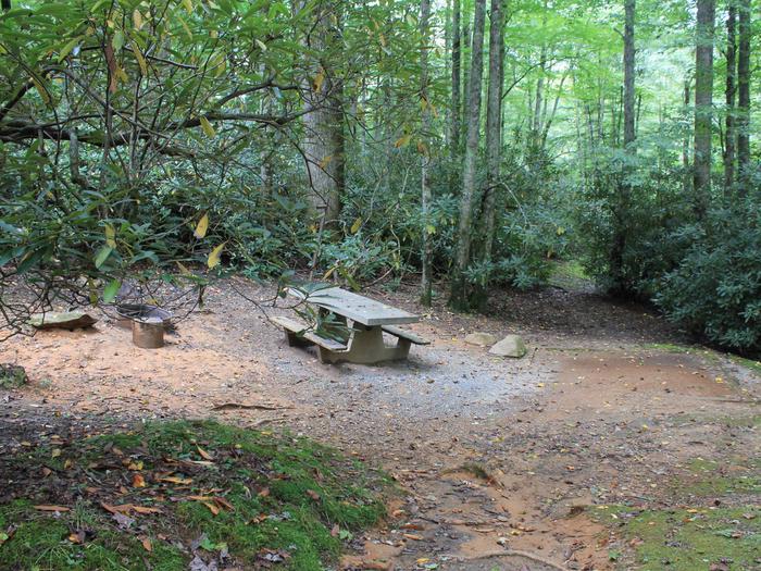 C Loop Site 21 - Tent Nonelectric