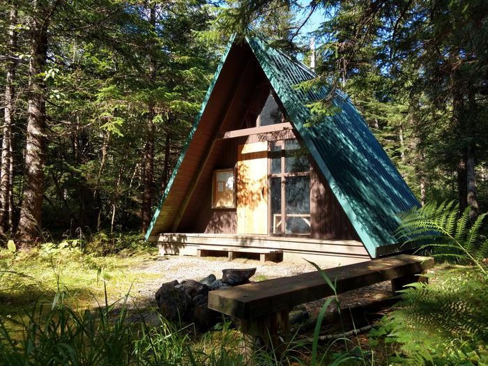 Goulding Lake Cabin
