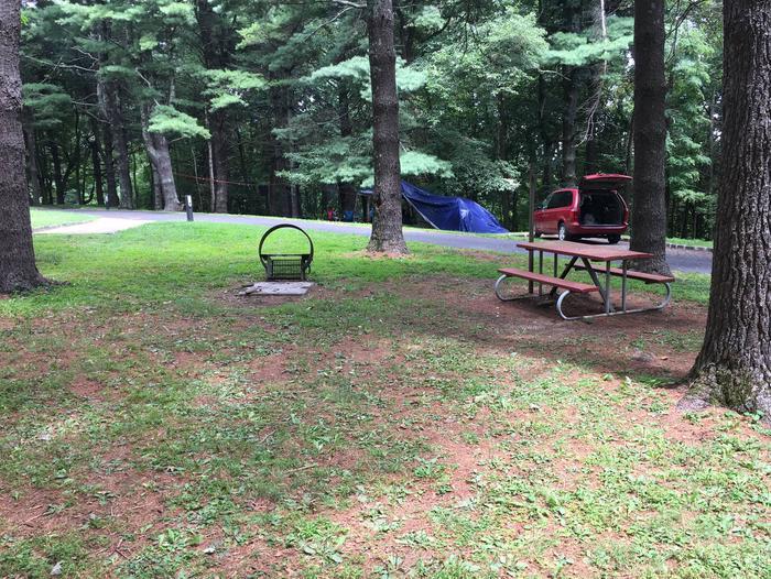 C Loop Site 7 - Tent Nonelectric