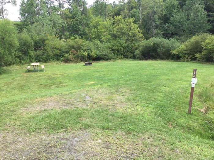 Willow Bay Recreation Area: Site 12
