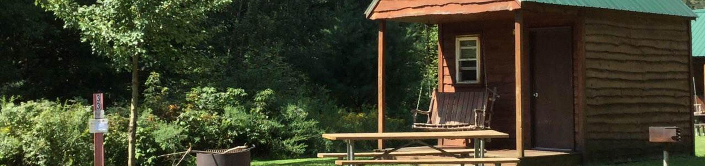 Willow Bay Recreation Area: Campsite 33