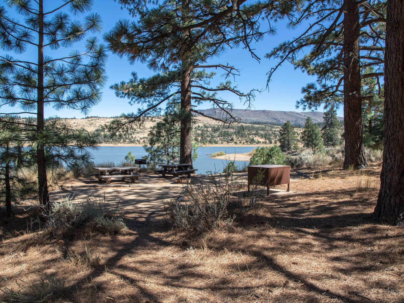 Indian Creek Campground Site #2