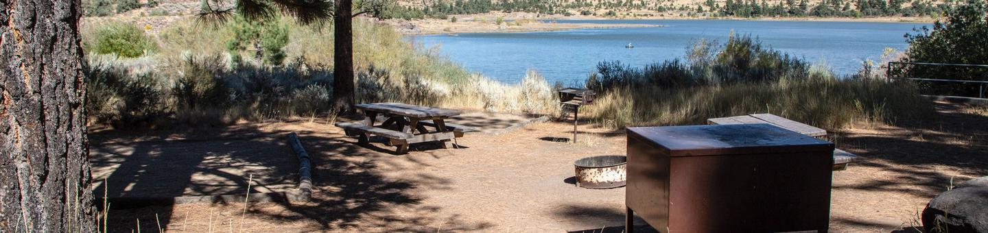Indian Creek Campground Site #7