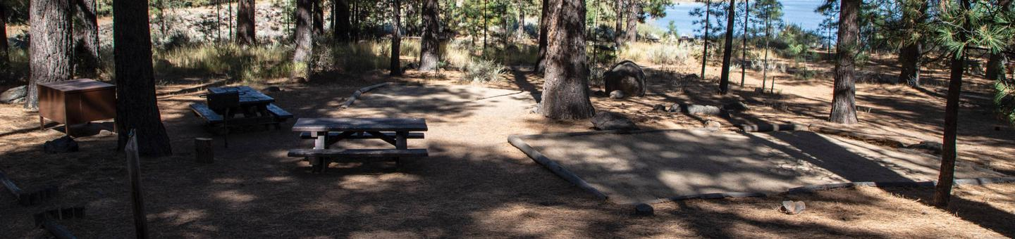Indian Creek Campground Site #9