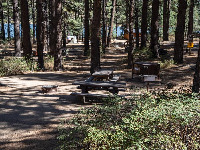 Indian Creek Campground Site #10