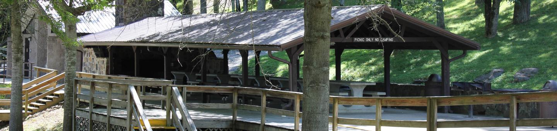 Group Picnic ShelterGroups Picnic Shelter
