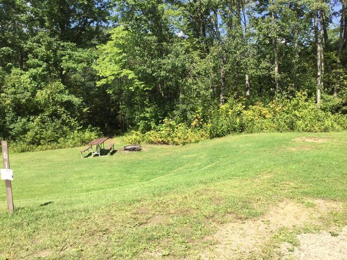 Willow Bay Recreation Area: Campsite 61
