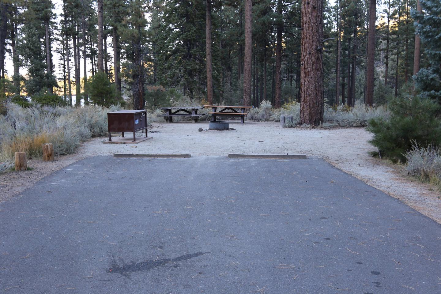 Indian Creek Campground Site #23