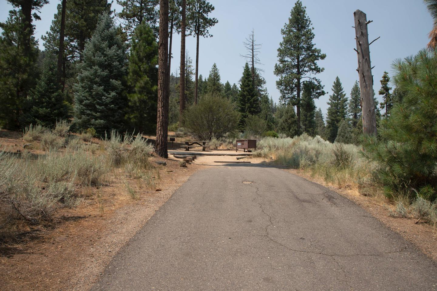 Indian Creek Campground Site #25