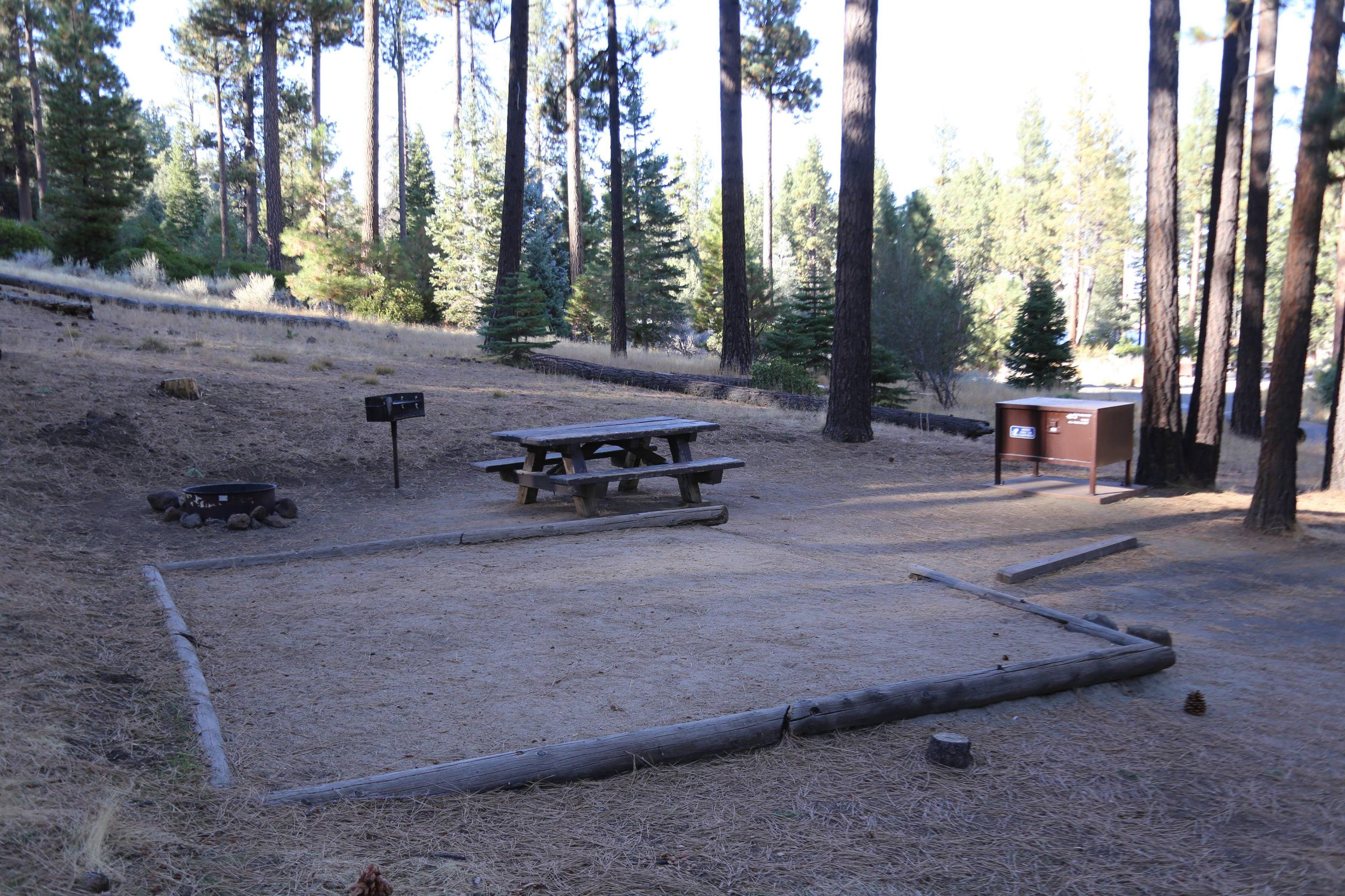 Indian Creek Campground Site #26