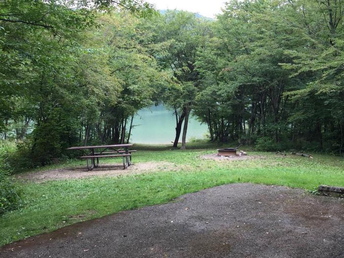 Kiasutha Recreation Area: Campsite 24