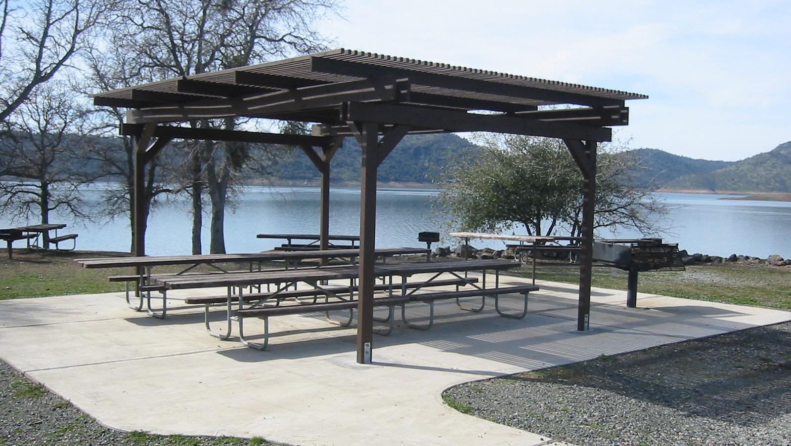 Eagle Point Group Picnic Area