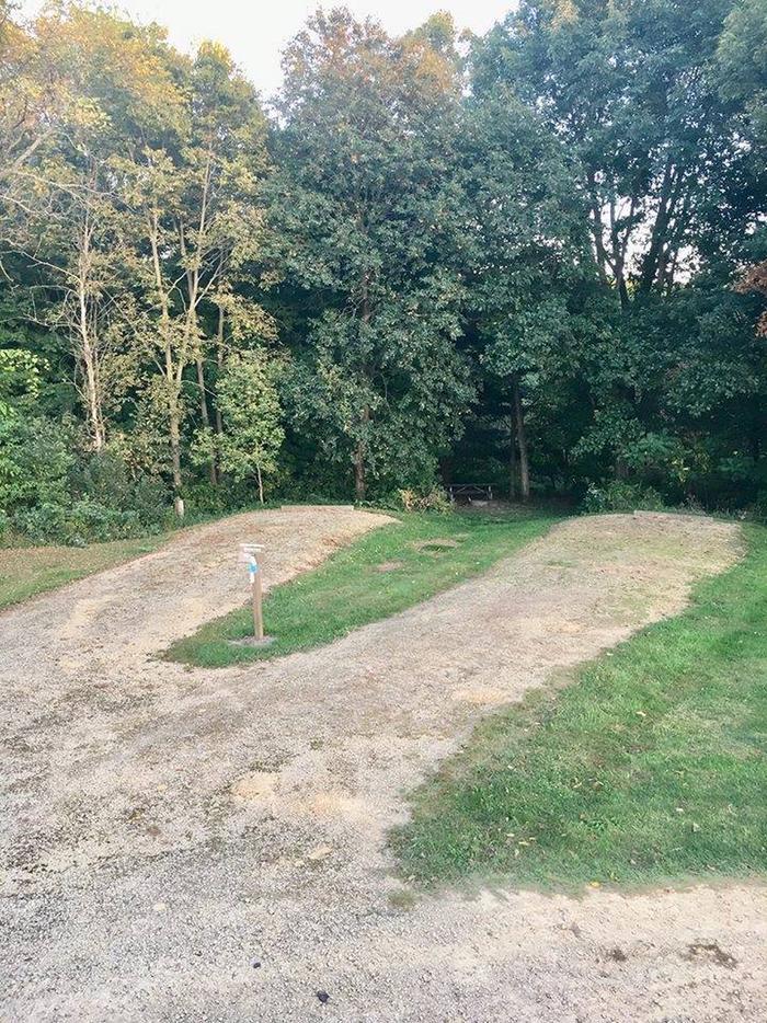 Site E03 double driveway