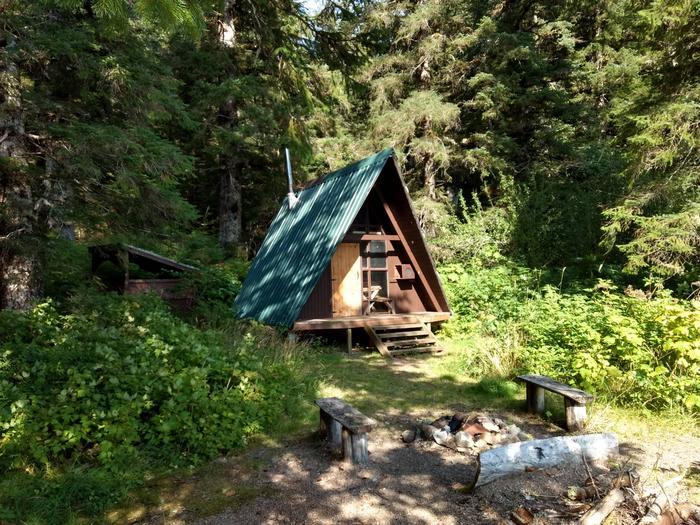 KOOK LAKE CABINKook Lake Cabin