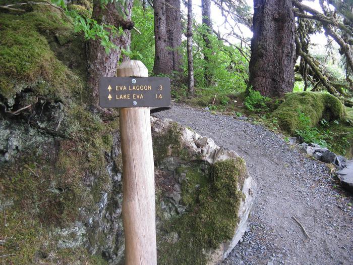 Lake Eva Trail