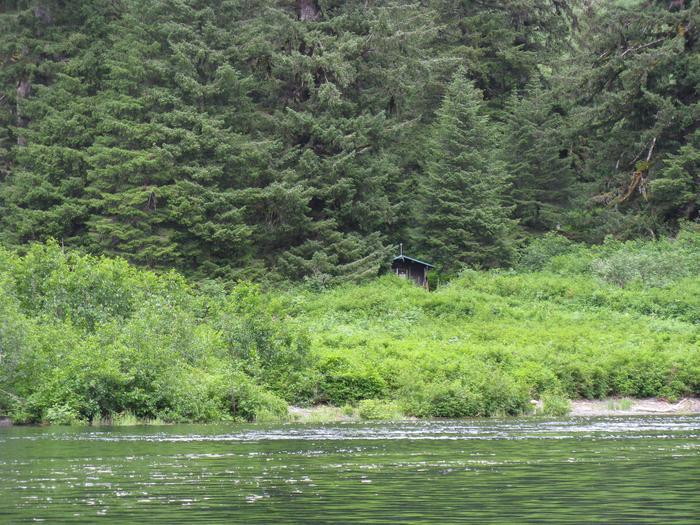Plotnikof Lake Cabin