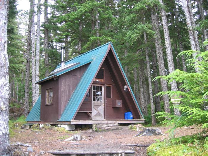 Shelikof Cabin