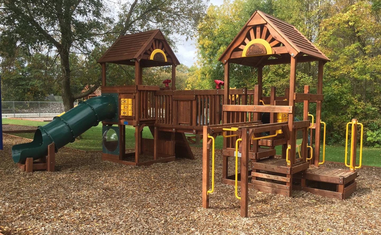PlaygroundSandy Lake North Playground Area
