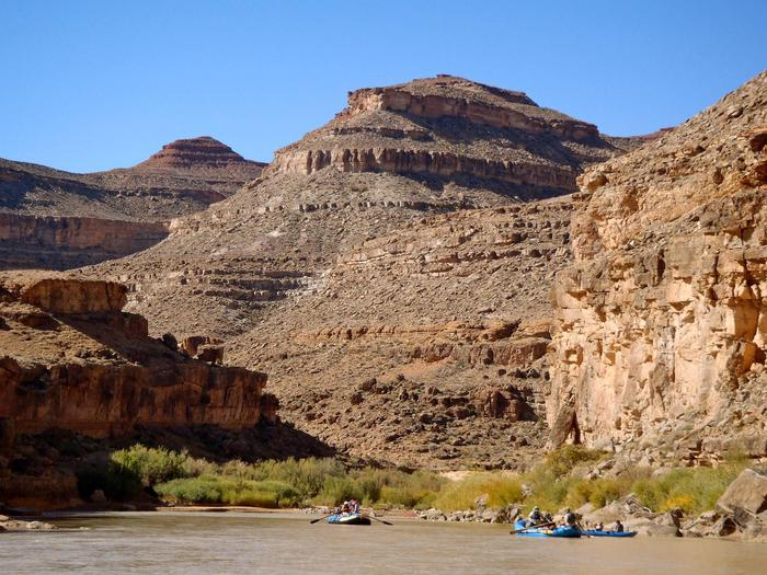 Preview photo of San Juan River Permit Lottery And Reservations