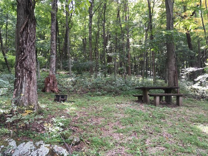 B Loop Site 1 - Tent Nonelectric
